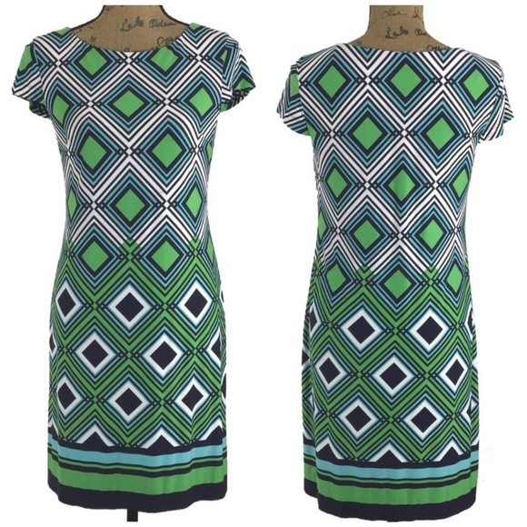 bb17e5a2d073 Jessica Howard Dresses & Skirts - Jessica Howard Jersey knit dress size Med